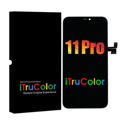 iTruColor iPhone 11 Pro Vivid Colour Hard OLED Screen