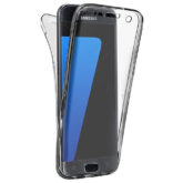 Samsung G935 Galaxy S7 Edge 360° Ultra Thin Shockproof TPU Gel Protective Case