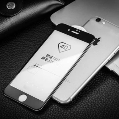 iPhone 7 / 8 Next Generation 4D Edge To Edge Tempered Glass