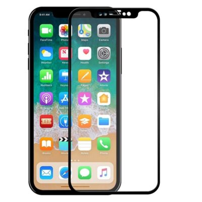 iPhone X Next Generation 5D Edge To Edge Tempered Glass Screen Protector