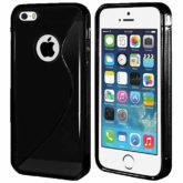 iPhone SE / 5s / 5 Slim Fitting S-Line Gel TPU Case