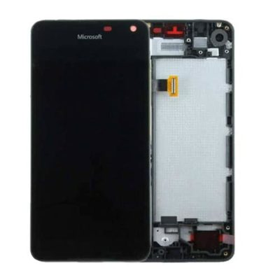 Genuine Microsoft Lumia 650 LCD Screen & Touch Digitiser With Frame