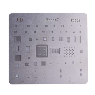 iPhone 7 BGA Stencil Template For Reballing IC Chips