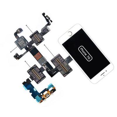 QianLi ToolPlus iBridge PCB Logic Board Testing / Diagnosis – iPhone 7