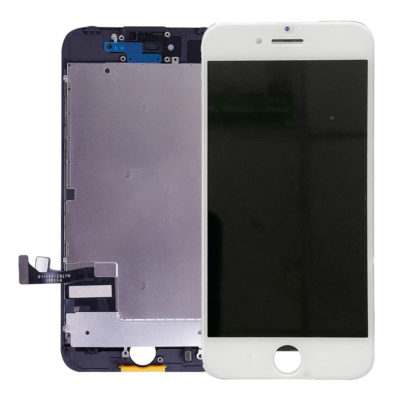 iPhone 7 LCD Screen & Touch Digitiser With Rear Plate – Platinum Quality