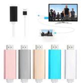 1.8M Lightning Digital AV HDMI TV Cable / Adapter for iPad, iPhone 5, 6, 7