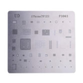 iPhone 7 Plus BGA Stencil Template For Reballing IC Chips