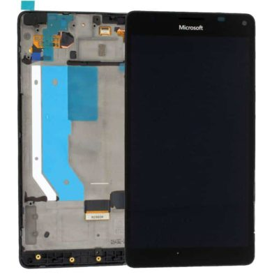 Genuine Microsoft Lumia 950 XL LCD Screen & Touch Digitiser With Frame