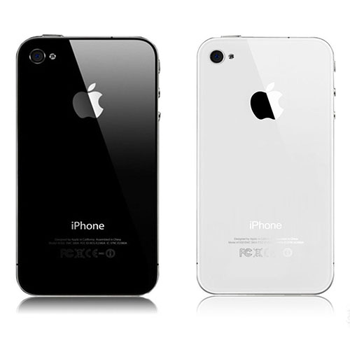 iphone 4s back glass iphone 4s rear back glass battery cover network 8135