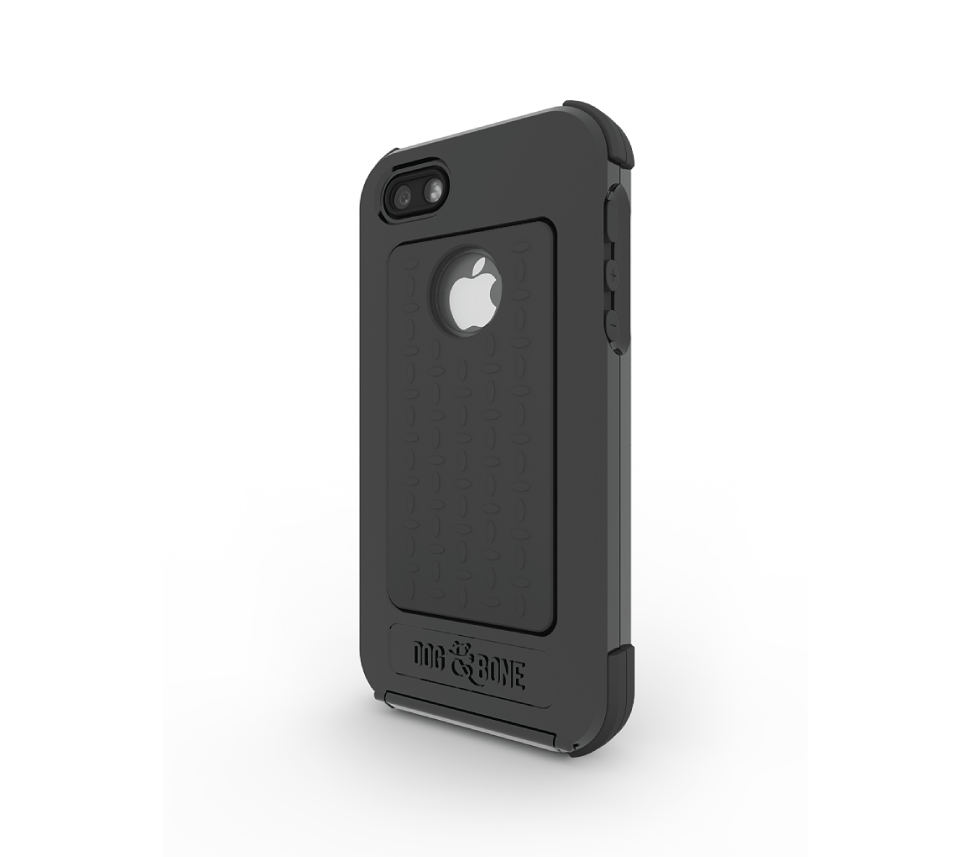 huge selection of dcf52 84c92 Dog & Bone Wetsuit iPhone SE / 5s / 5 Waterproof Rugged Case