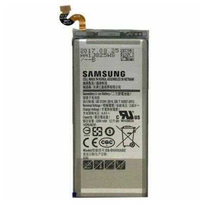 Genuine Samsung EB-BN950ABE N950 Galaxy Note 8 3300mAh Battery – 14 Day