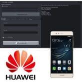 HCU Client Huawei Unlocking FRP