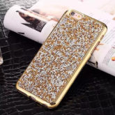 iPhone 7 Ultra Thin Luxury Glitter / Diamond Chrome Effect Case