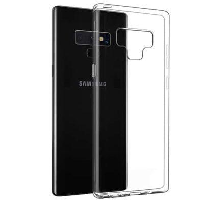 Samsung Galaxy Note 9 Ultra Thin Clear TPU Gel Case