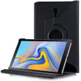 Samsung T590 Galaxy Tab A 2018 10.5 360 Degree Rotating Smart PU Leather Stand Case / Cover