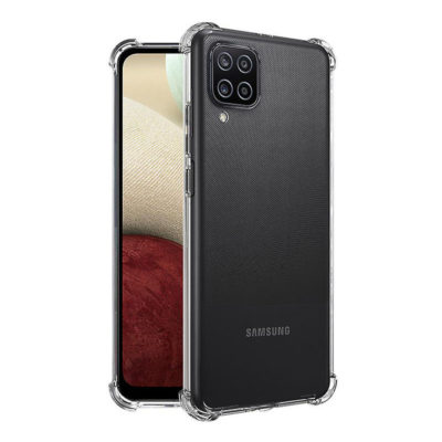 Atouchbo Genuine Anti-Shock King Kong Super Protection Shockproof TPU Gel Case – Galaxy A12