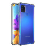 Atouchbo Genuine Anti-Shock King Kong Super Protection Shockproof TPU Gel Case - Galaxy A21S