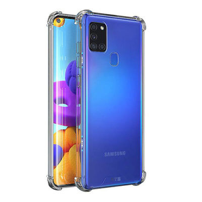 Atouchbo Genuine Anti-Shock King Kong Super Protection Shockproof TPU Gel Case – Galaxy A21S