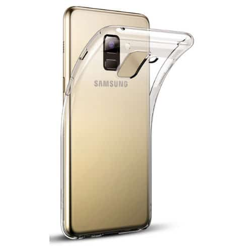 Samsung A605F Galaxy A6+ 2018 Ultra Thin Clear TPU Gel Case