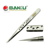 Baku SS-Sa SR Straight Tip Precision High Quality Tweezers
