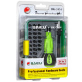 Baku BK-3034 34 Piece Professional Tool Kit