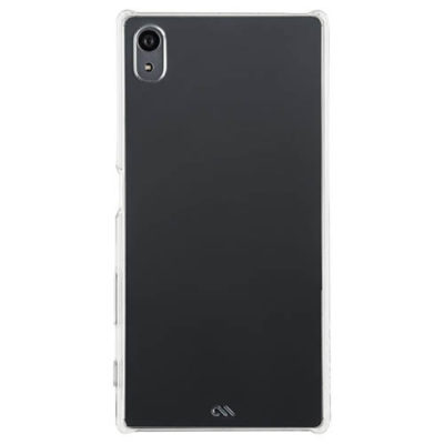 Case-Mate Barely There Ultra Thin Transparent Premium Case Sony Xperia X