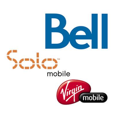 Bell, Solo, Virgin Phone Unlocking