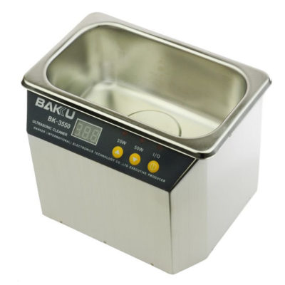 Baku BK-3550 0.5L Ultrasonic Cleaner