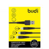 budi 3in1Charge / Sync USB Cable