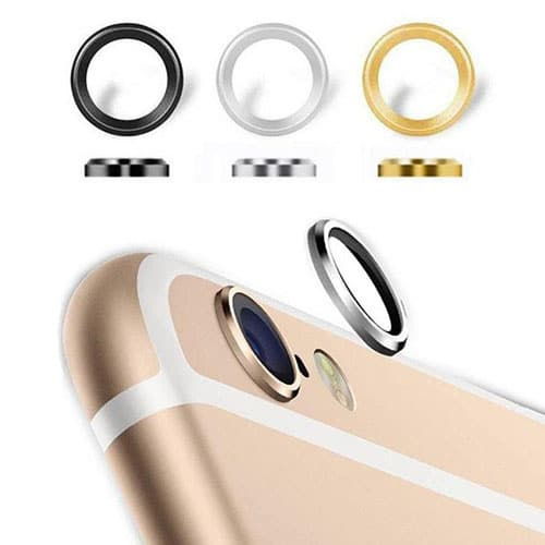how to change the camera lens on a iphone 6