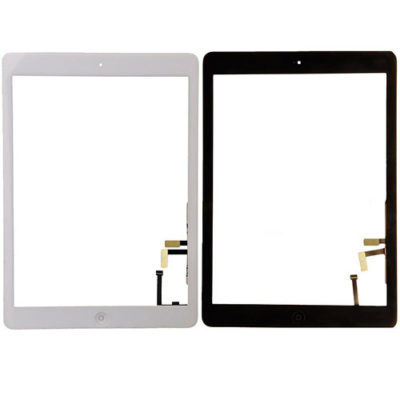 iPad Air Replacement Glass Touchscreen Digitizer With Home Butto