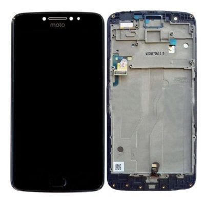 Motorola Moto E4 Plus LCD Screen & Touch Digitiser With Frame
