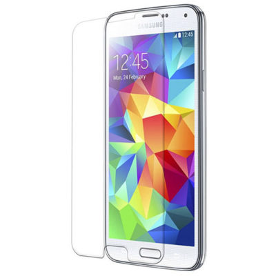Samsung G900F Galaxy S5 Tempered Glass Screen Protector