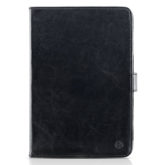 Gear4 Leather Flip Folio Case Cover for iPad Mini - Black/Grey