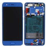 Genuine Honor 9 STF-L09 LCD Screen & Touch Digitiser With Frame & Battery - 14 Day