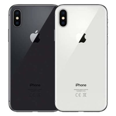 Genuine iPhone X Rear Housing With Parts & Battery – 14 Day