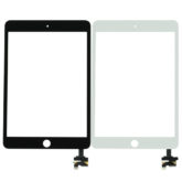 iPad Mini 3 Replacement Glass Touchscreen Digitizer & IC Flex Cable
