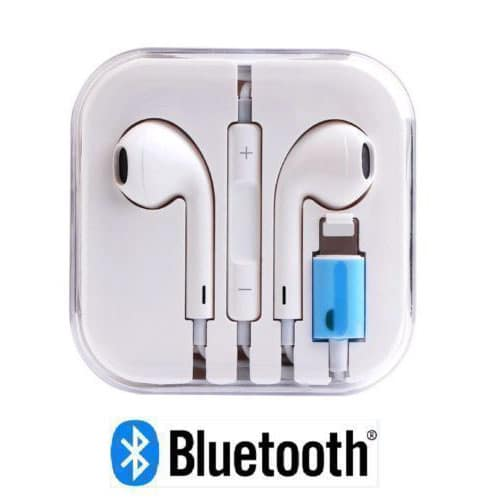 iPhone Lightning Headphone Handsfree Earphone With Mic & Remote