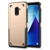 Samsung Galaxy J6 Plus 2018 Hybrid Dual-Layer Armor Case