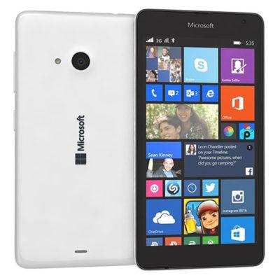 Microsoft Lumia 535 Unlocked Sim Free Smartphone – Grade A