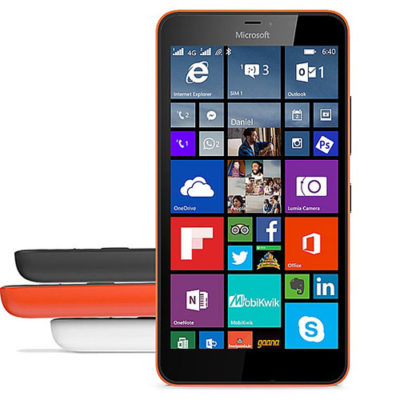 Microsoft Lumia 640 XL LTE Unlocked Sim Free Smartphone – Grade A