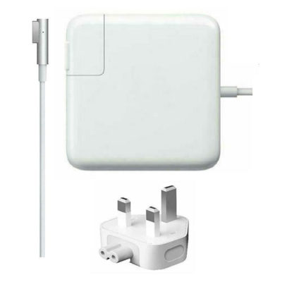Mr Pixels MagSafe 1 Compatible 45W Replacement MacBook Charger