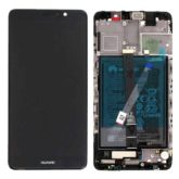 Genuine Huawei Mate 9 MHA-L09 LCD Screen & Touch Digitiser With Frame & Battery – 14 Day