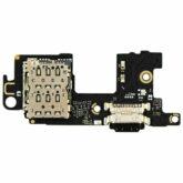 Charging Port Connector / Sim Reader Flex Cable PCB For Xiaomi Mi 11