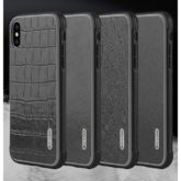 G-Case Monte Carlo Series Genuine Leather Case With Card Slot - iPhone XS Max