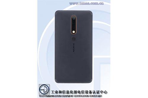 Nokia 6 2018 Leaked
