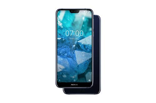 Nokia 7.1 Announced
