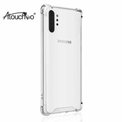Atouchbo Genuine Anti-Shock King Kong Super Protection Shockproof TPU Gel Case – Galaxy Note 10 Plus