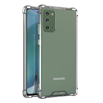 Atouchbo Genuine Anti-Shock King Kong Super Protection Shockproof TPU Gel Case – Galaxy Note 20 Ultra