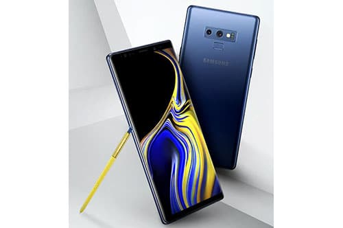 Galaxy Note 9 Leaked